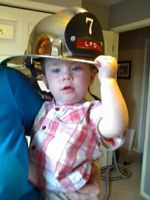 Evan the Fire Fighter